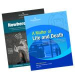 The Ombudsman's report, 'A Matter of Life and Death' and 'Nowhere to turn'