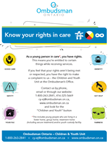 Link to Know your Rights in Care brochure (Indigenous)
